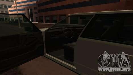 Baller GTA 5 para la vista superior GTA San Andreas
