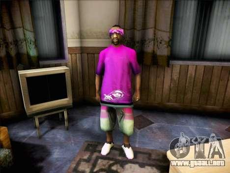 APB La Rocha para GTA San Andreas segunda pantalla