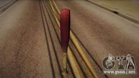 Pedacitos de Max Payne para GTA San Andreas