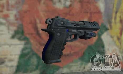 Strader MK VII FEAR3 para GTA San Andreas segunda pantalla