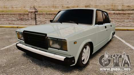 VAZ-2107 (LADA 2107) para GTA 4