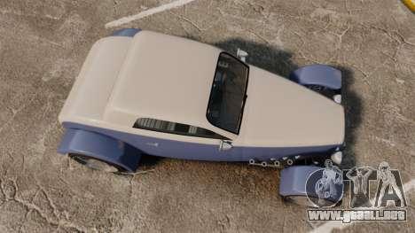 GTA V Hotknife Custom para GTA 4 visión correcta