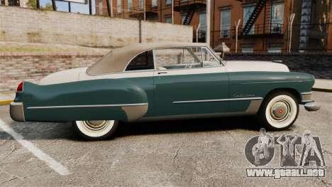 Cadillac Series 62 1949 para GTA 4 left