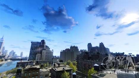Tiempo en Colorado para GTA 4 segundos de pantalla
