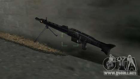 Ametralladora MG-3 para GTA Vice City