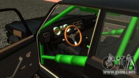 VAZ 2105 para GTA 4 visión correcta