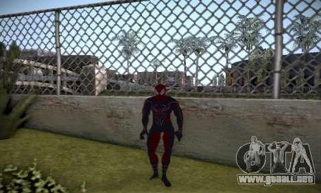 Spider man EOT Full Skins Pack para GTA San Andreas segunda pantalla