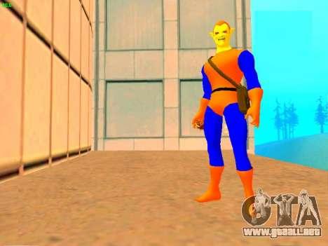 Duende de cómics para GTA San Andreas tercera pantalla