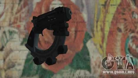 El arma de Timeshift para GTA San Andreas