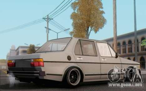 Volkswagen Jetta MK1 para GTA San Andreas left
