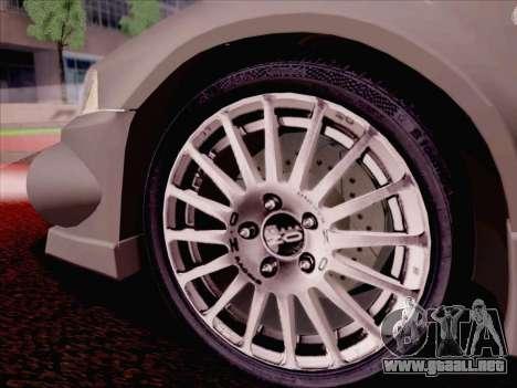 Mitsubishi Lancer Evolution VI LE para GTA San Andreas interior