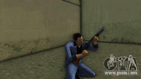Riot Gun 1897 para GTA Vice City sucesivamente de pantalla