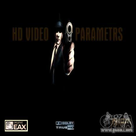 Pantalla de arranque de estilo mafioso para GTA San Andreas segunda pantalla