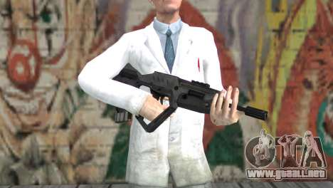 Tar 21 para GTA San Andreas tercera pantalla