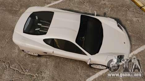 Turismo Sport para GTA 4 visión correcta