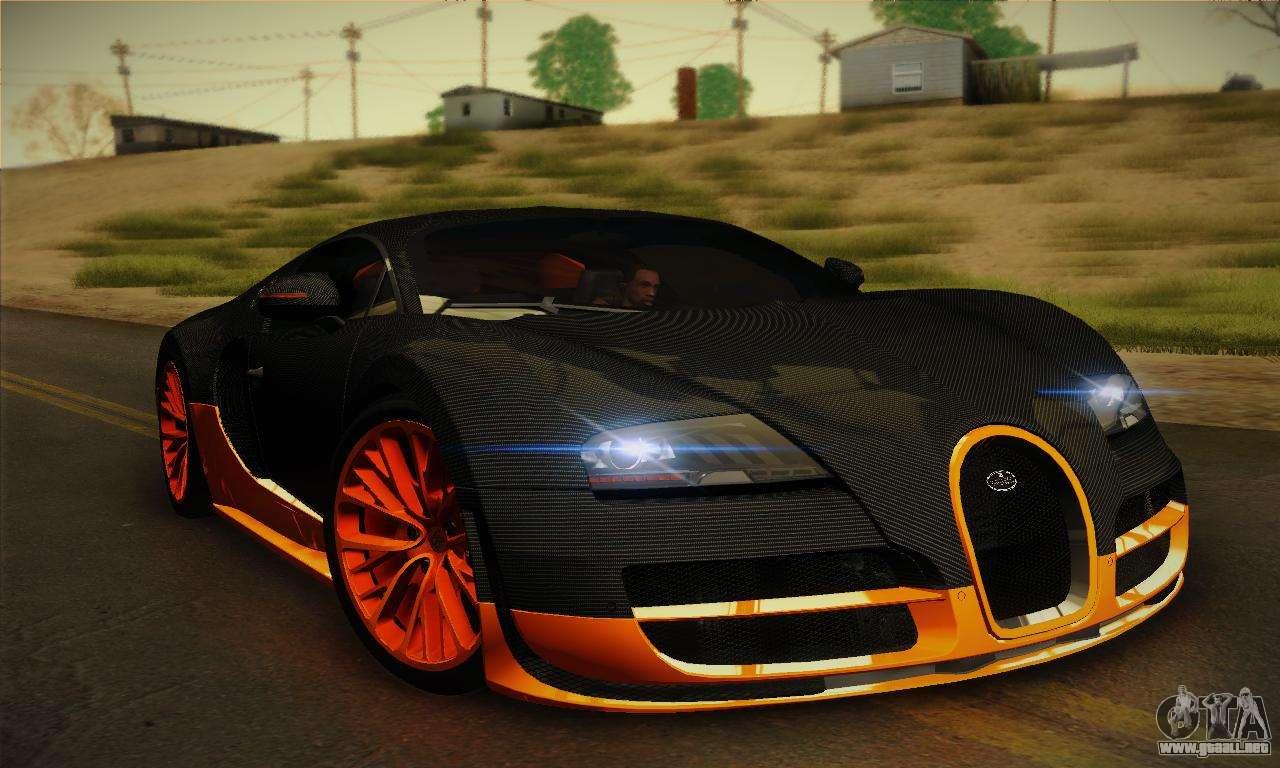 bugatti veyron super sport world record edition para gta. Black Bedroom Furniture Sets. Home Design Ideas