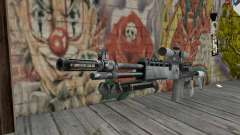 M14 EBR Ártico para GTA San Andreas