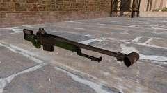 Rifle de francotirador AW50F para GTA 4