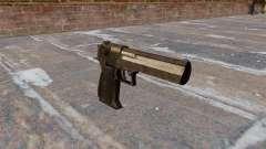 Desert Eagle pistola MW3 para GTA 4