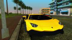 Lamborghini Aventador LP720-4 50th Anniversario para GTA Vice City
