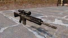 Rifle de francotirador Armalite AR-10 para GTA 4