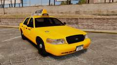 Ford Crown Victoria 1999 LCC Taxi