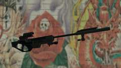 Rifle de francotirador de Timeshift para GTA San Andreas