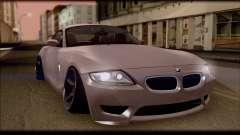 BMW Z4 Stance