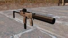 MP9 subfusil ametrallador táctico para GTA 4