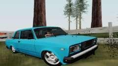 VAZ 2107 Coupe para GTA San Andreas