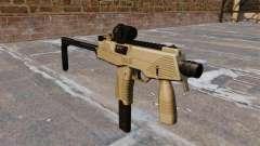 MP9 subfusil ametrallador táctico