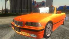 BMW 325i E36 Convertible 1996 para GTA San Andreas