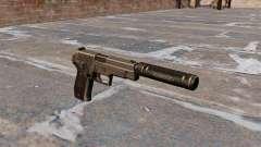 SIG-Sauer P226 pistola con silenciador para GTA 4