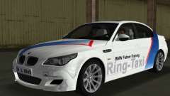 BMW M5 (E60) 2009 Nurburgring Ring Taxi