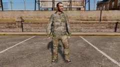 Traje camuflaje urbano para GTA 4