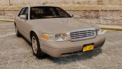 Ford Crown Victoria 1999 para GTA 4
