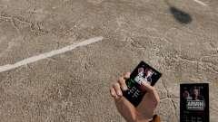 Tema para el teléfono de Armin Van Buuren para GTA 4