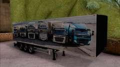 Trailer Pack para GTA San Andreas