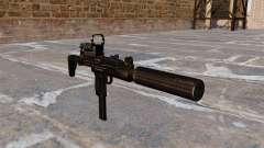 Subfusil Uzi Tactical para GTA 4