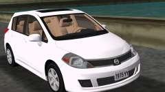 Nissan Tiida para GTA Vice City