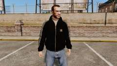 Olimpijka-negro Adidas Originals- para GTA 4