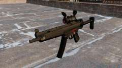 Ametralladora HK MR5A3 para GTA 4