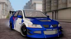 Mitsubishi Lancer Evolution IIIX para GTA San Andreas