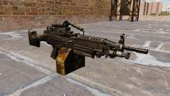 Ametralladora ligera M249 vi
