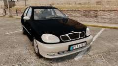 Daewoo Lanos Style 2001 Limited version para GTA 4
