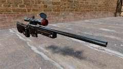 Rifle de francotirador AI Arctic Warfare Magnum para GTA 4