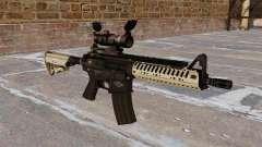 Automático carabina M4 VLTOR para GTA 4