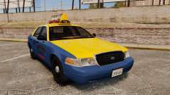 Ford Crown Victoria 1999 GTA V Taxi