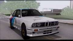 BMW M3 E30 Racing Version para GTA San Andreas