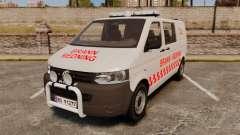 Volkswagen Transporter T5 2010 [ELS] para GTA 4